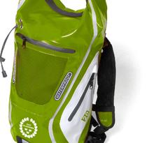 Vattentät ryggsäck 20 L, Röd eller Lime